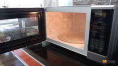 วิธีทำความสะอาดไมโครเวฟ พร้อมดับกลิ่นเหม็นภายในเครื่องอย่างง่ายๆ