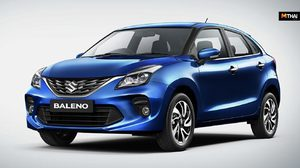 Suzuki Baleno รุ่นปรับโฉมใหม่ เปิดตัวอย่างเป็นทางการที่ประเทศอินเดีย
