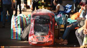 วันหยุดสุดท้าย! ประชาชนเดินทางกลับเข้าเมืองกรุง คาดวันนี้ 1.6 แสนคน