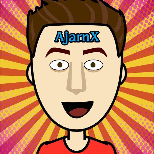 AjarnX การ์ตูน