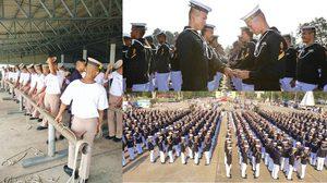 """เปิดรับสมัครสอบ """"นักเรียนจ่าทหารเรือ"""" ประจำปีการศึกษา 2563"""