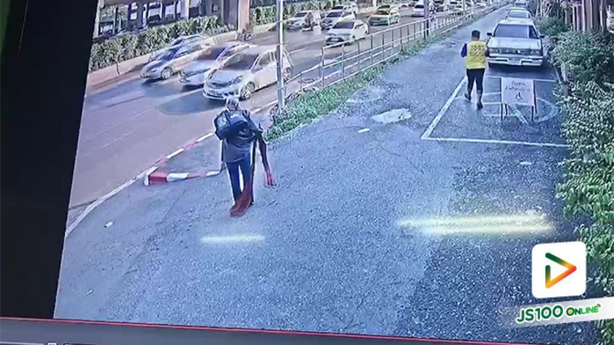 2 ตายายขึ้นรถไฟจากขอนแก่นจะไปภาคใต้ ลงรถคลาดกันในกรุงเทพ ยายนั่งร้องไห้ ขอตำรวจช่วยตามหาตา