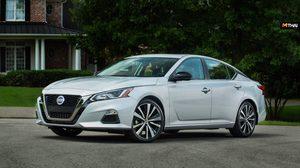 Nissan Altima 2019 รถซีดาน พร้อมขายที่ตลาดอเมริกา ด้วยราคาเริ่มต้น 7.69 แสนบาท