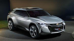 Chevrolet FNR-X เผยโฉมครั้งแรกในโลก ที่งานออโต้ เซี่ยงไฮ้ 2017