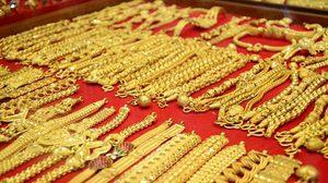 ราคาทองวันนี้ ปรับครั้งที่ 1 คงที่ ทองรูปพรรณขายออกบาทละ 26,550 บาท