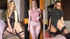Rosy Maggiulli สาวหุ่นแซบที่ทำเงินจากการขายภาพใส่ถุงน่องและชุดชั้นใน