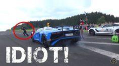 เกือบโดน Lamborghini Aventador สอยไปแล้วไงล่ะ พี่ตากล้อง