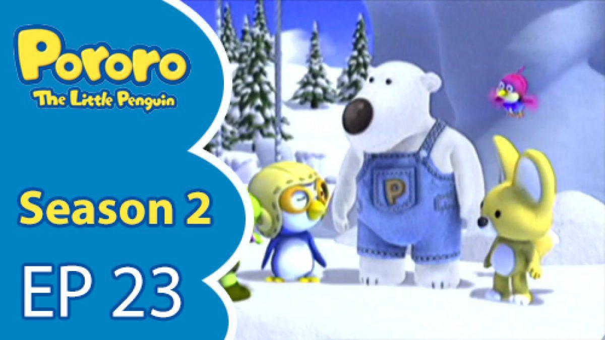Pororo the Little Penguin Season 2 ตอนที่ 23