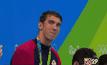 """""""ไมเคิล เฟลป์"""" คว้าเหรียญทองโอลิมปิกที่ 21"""
