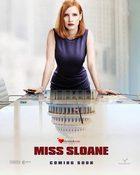 Miss Sloane มิสสโลน เธอโลกทึ่ง