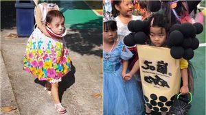 หลอนปนฮา ไอเดียชุดฮาโลวีน ผีเด็กหัวขาด – ชานมไข่มุก ดึงดูดสายตาอย่างแรง!