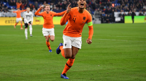 ผลบอล : เยอรมัน vs ฮอลแลนด์ !! อัศวินสีส้ม รัวท้ายเกมเจ๊าเดือด อินทรีเหล็ก 2-2
