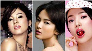 ซองเฮเคียว เจ้าของใบหน้าที่สวยที่สุดในเอเชีย