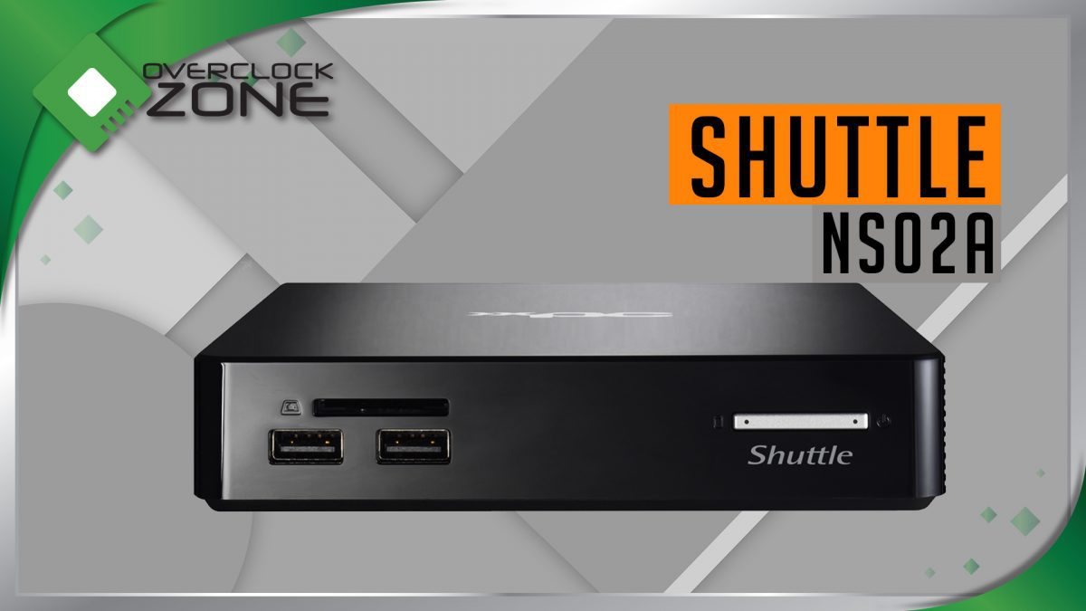 รีวิว Shuttle NS02A : Android Box for Digital Signage