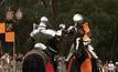 เทศกาลการแข่งขันต่อสู้บนหลังม้าในออสเตรเลีย