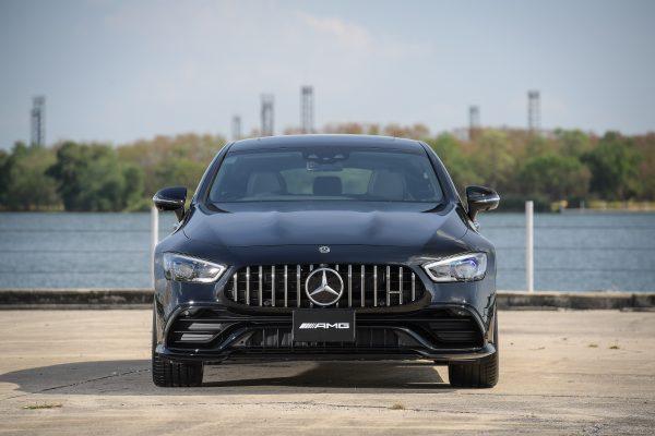 Mercedes-AMG GT 53 4MATIC+ 4-Door Coupe
