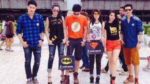 DC Comics Super Heroes Store รวมกับ CPN มอบความสุขส่งท้ายปี!!