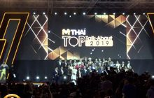 เอ็มไทยจัดใหญ่! MThai Top Talk-About 2019 ปีที่9