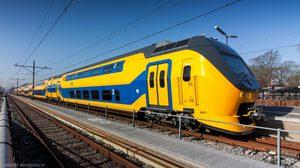 เนเธอร์แลนด์ เปิดใช้รถไฟฟ้าพลังงานจากกังหันลม สำเร็จเป็นรายแรกของโลก!