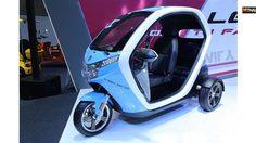 เปิดตัว รถสามล้อไฟฟ้า โฉมใหม่ SEV FUTURO จำหน่ายในราคา 160,000 บาท