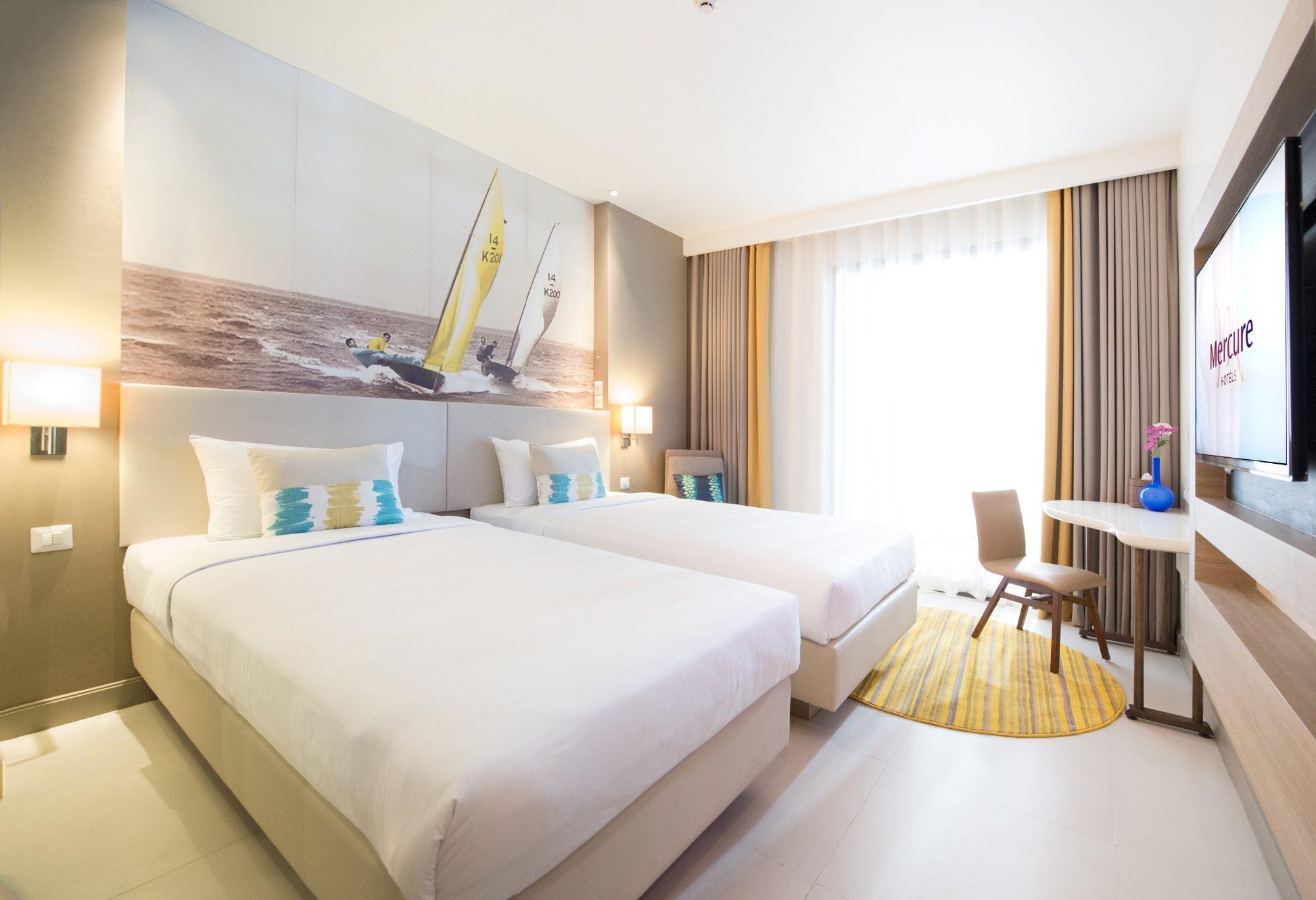 โปรโมชั่นห้องพักซูเปอร์ แอดวานซ์ เซฟเวอร์ (Super Advance Saver) ที่โรงแรมเมอร์เคียว พัทยา โอเชี่ยน รีสอร์ท