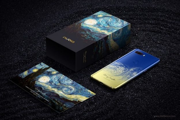 รุ่นพิเศษ van Gogh edition