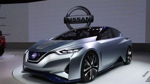 Nissan เตรียมส่ง New Leaf อวดโฉม กันยายนนี้