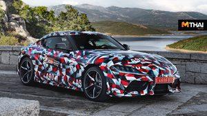 Toyota เกริ่นค่าตัว 2020 Supra เป็นราคาที่คนธรรมดาแตะต้องได้