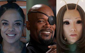 3 นักแสดงนำหนังซูเปอร์ฮีโร่มาร์เวล ทวีตบอกความรู้สึกที่ได้เห็นตัวอย่างแรก Captain Marvel