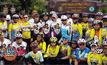 ปั่นจักรยานรอบโลก ช่วยเด็กกำพร้า จากเหตุการณ์สึนามิ