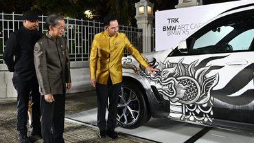 BMW ส่ง Art Cars เป็นตัวแทน ฉลองความสัมพันธ์ 70 ปี ลุ่มแม่น้ำโขง ไทย – ลาว