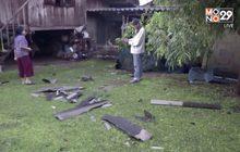 พายุพัดถล่มกลางดึก จ.พะเยา