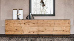 เพิ่มมุมโชว์ของตกแต่งบ้าน ด้วย ตู้ Sideboard สไตล์ Contemporary