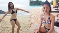 อัพเดตความเซ็กซี่ของ ริกะ อิชิเกะ สาวลูกครึ่งไทย-ญี่ปุ่น นางฟ้าประจำสังเวียน MMA
