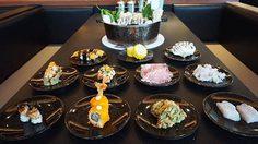 """*ประกาศรางวัล*""""ชาบูชิ"""" เหมือนเดิม… เพิ่มเติมคือชาบู ซูชิ และอีกมากมายล้นสายพาน ในสไตล์บุฟเฟต์ !!!"""