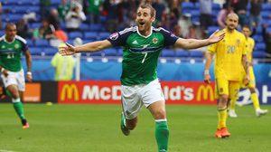 ไอร์แลนด์เหนือ ดับ ยูเครน 2-0 คว้าชัยศึก ยูโร ครั้งแรกในประวัติศาสตร์