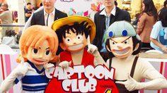 ภาพบรรยากาศ Cartoon Club Channel จับมือ J.P.TOYS มอบโชคนับล้านงานวันเด็ก
