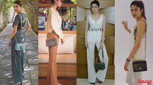 แอบส่อง มาร์กี้ ราศรี  กับกระเป๋าใบโปรด Dior รุ่น Diorama ราคา 6 หลัก!!! มันจะมีความหรูหน่อยๆ