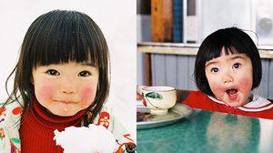 มิรัยจัง หนูน้อยแก้มแดง จากญี่ปุ่น