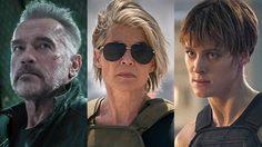 ฅนเหล็กคัมแบ็ก!! เผยภาพแรกทีมนักแสดงนำหนัง Terminator: Dark Fate