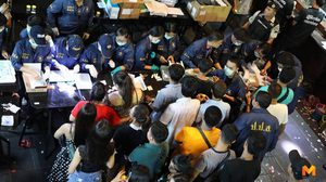 บุกทลาย 2 ผับอัพยากลางเมืองพัทยา พบฉี่ม่วงกว่า 155 คน