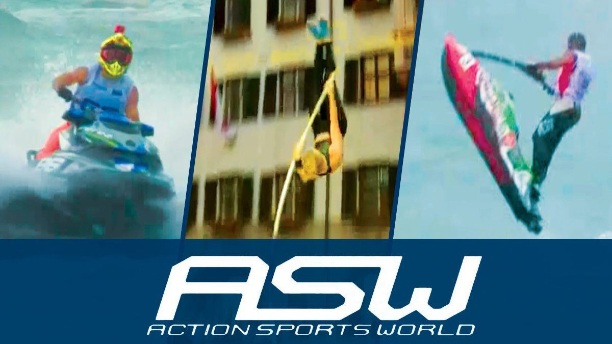 รายการ Action Sports World Season18 | EP.26 [FULL]