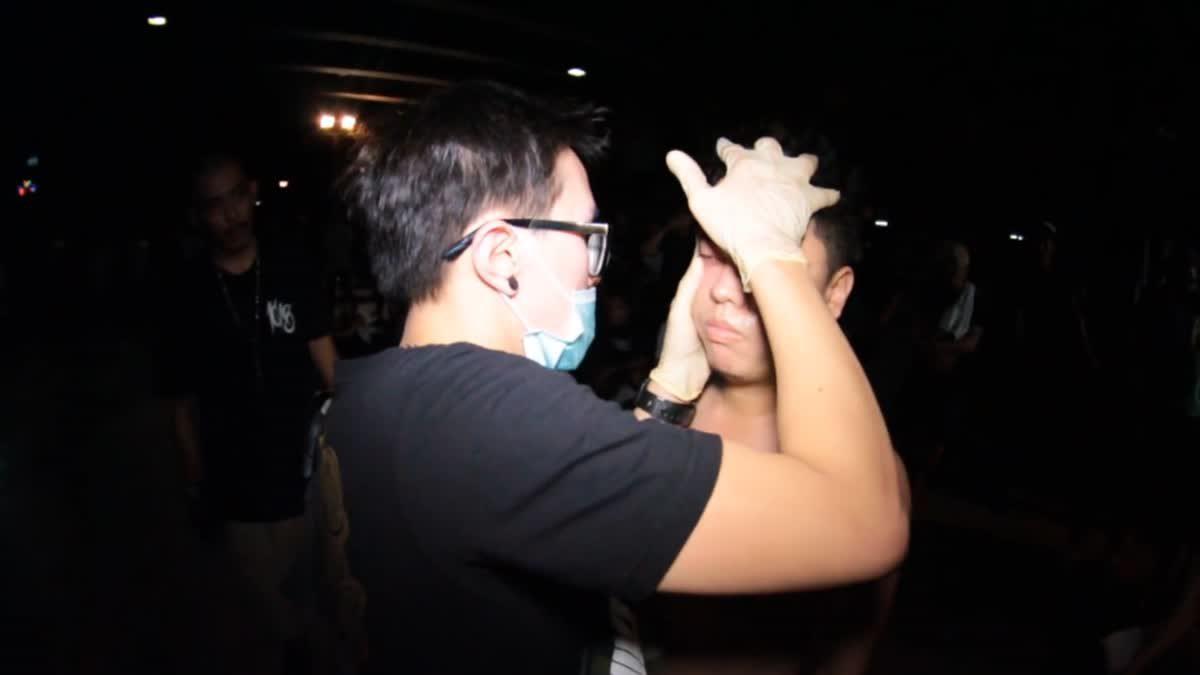 Fight Club Thailand มาร์คัส x กอล์ฟ คู่ที่ 38