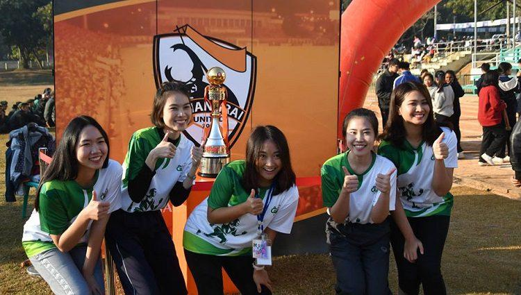 ได้วิ่ง ได้สุขภาพ ได้ถ่ายรูปกับถ้วยไทยลีก คึกคักสุดๆที่แม่สาย