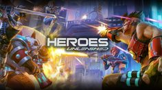 Heroes Unleashed เกมมือถือ MOBA ผสม FPS เปิด CBT พร้อมกันทั่วเอเชียแล้ววันนี้!!