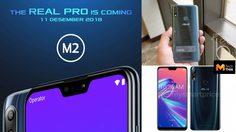 Asus เตรียมเผยโฉม Zenfone Max Pro M2 อาจจะมากับกล้องหลัง 3 ตัว