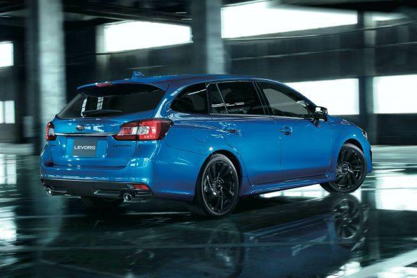 Subaru Levorg V-Sport Edition