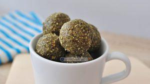 วิธีทำ Power Ball รสชาเขียว ขนมคลีนเพื่อสุขภาพของสายเขียว