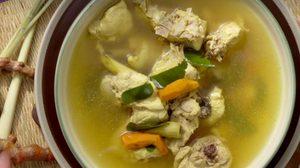 สูตร ไก่ต้มขมิ้น เมนูอาหารใต้ ช่วยไล่หวัดได้ด้วย