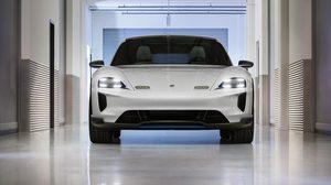 Porsche เปิดตัว Mission E Cross Turismo ครั้งแรกที่งาน Geneva Motor Show